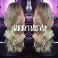 FUSION,TAPE,MICROLINK HAIR EXTENSIONS ♡