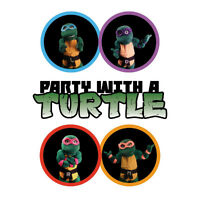 HIRE A NINJA TURTLE FOR YOUR PARTY!