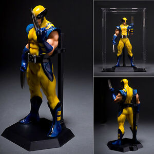 Marvel Legends Avengers X men Astonishing Wolverine Yellow Figure