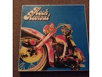 Rock revival vinyl l.p set