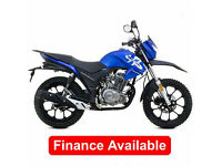 Lexmoto Assault 125cc, Motorcycle, Leaner Legal