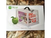 New lockable box ideal for fridge, freezer, pantry or a safe place for medication