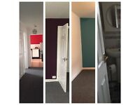 3 bed flat for let Glasgow