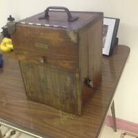 Rare   Northern Electric Railroad Telephone  Ch town
