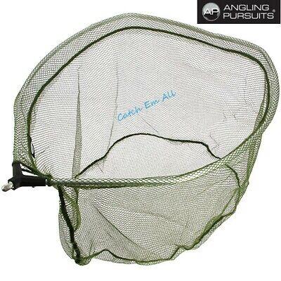 "Landing Net Scoop Front Pan Net 60 cm 24"" Coarse Carp Fishing Angling Pursuits"