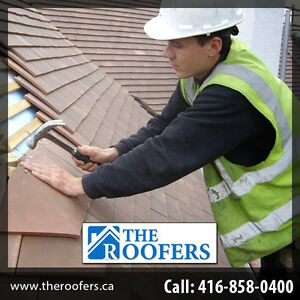 Residential Roofing Company in Your Area | the Roofers Oakville / Halton Region Toronto (GTA) image 1