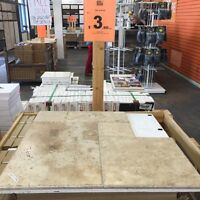 Tile Shoppe Calgary Stone French Pattern for $2.99/sqft