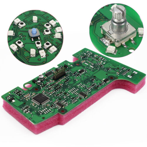 Hot Multimedia MMI Control Panel Circuit Board W/Navigation For AUDI A6 A6L Q7