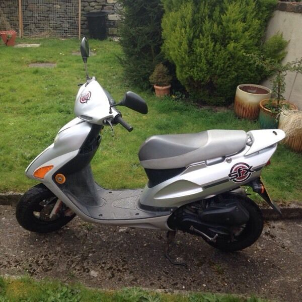 honda sfx 50cc scooter in st annes bristol gumtree. Black Bedroom Furniture Sets. Home Design Ideas
