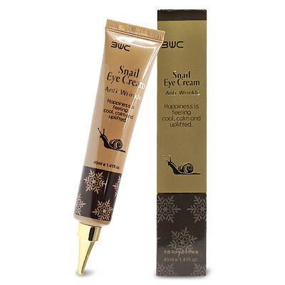 [3W CLINIC] Snail Eye Cream Anti-Wrinkle 40ml NEW - Korea Cosmetics