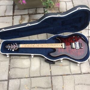 Peavey USA HP special quilt top EVH ohsc