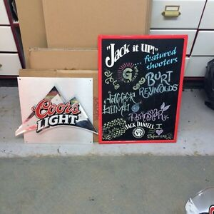 Beer signs for the man cave!! Just in time for Christmas !!  Regina Regina Area image 8