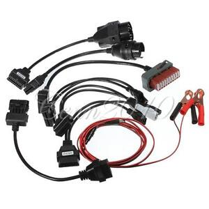 8X Adapter OBD 2 Cables For AUTOCOM CDP Pro Cars Diagnostic Interface Scanner