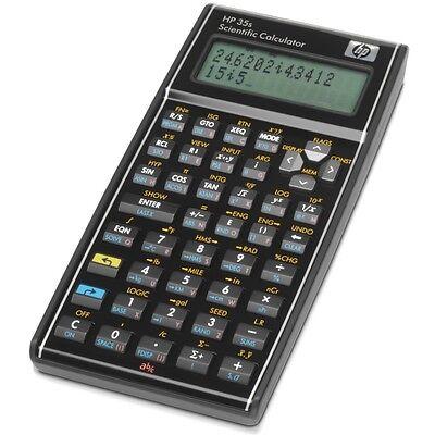 Hewlett Packard hp 35s Programmable Scientific Calculator