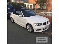 BMW 1 series coupe cabriolet convertible 118d msport, 120d 2 corsa golf a3