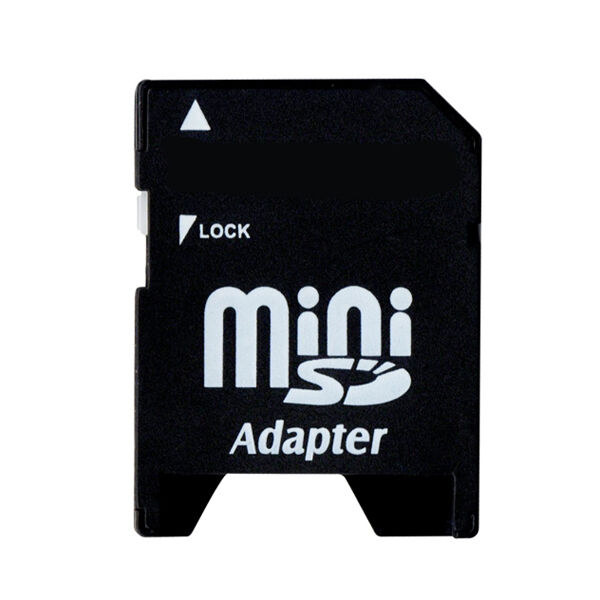 Mini SD Card to Standard SD Card Adapter Converter Adaptateur / GB Dispatched