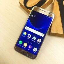 Brand new unused Samsung Galaxy S7 AU MODEL gold 32G Calamvale Brisbane South West Preview