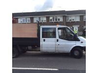 Ford double cab tipper 07 plate 127000 miles