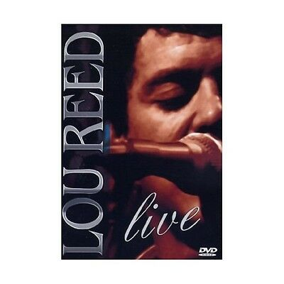 Lou Line (DVD Lou Reed Live The Bottom Line In New York )