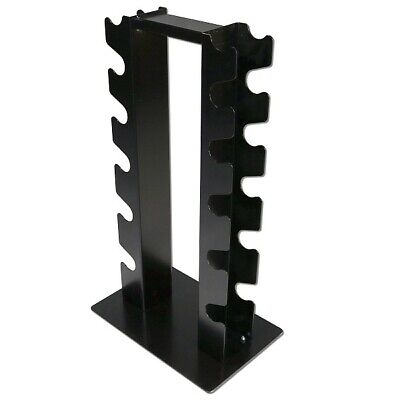 6 Pair Vertical Dumbbell Rack by Deltech Fitness- MADE IN USA!