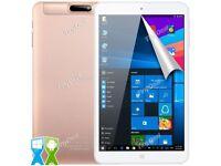 """ONDA V80 Plus 8"""" IPS Android 5.1 Dual OS Intel Atom X5 Z8350 Quad-core 2GB 32GB Tablet PC"""