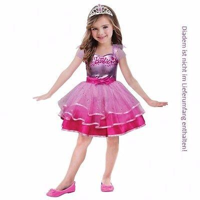 Kostüm Ballerina Gr. 134 (Barbie Kostüm)