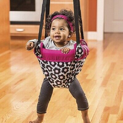 Baby Jumper Swing Jumping Doorway Seat Infant Bouncer Toy Door Jump Play Gear