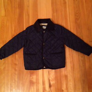 Boys coat In perfect condition 3T / manteau garçon