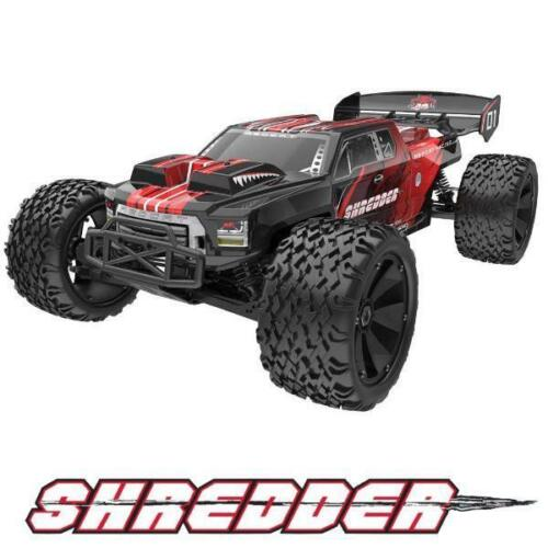 REDCAT RACEING BRUSHLESS 1/16 SHEDDER RC