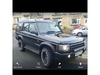 2003 Land Rover discovery 2 REMAPPED