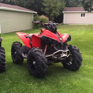 2009 Can-Am Renegade 800r