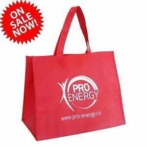 Non-Woven Grocery Bags/Custom Bag/Logo Printed Bags/Custom Bag/Promotional Reusable Bag/