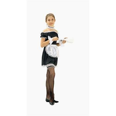 New French Maid Child Costume Large 12-14](French Maid Costumes)