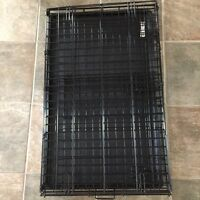Almost new dog crate for 41-70 lb dog.