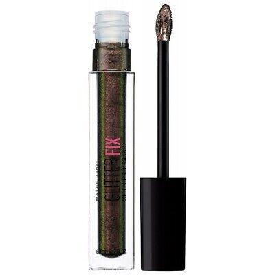 80 Shadow Hunter - Gloss à Lèvres GLITTER FIX de Gemey Maybelline