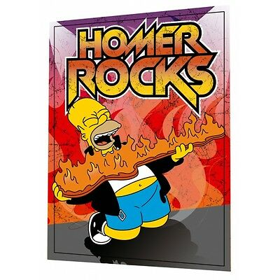 (HOMER ROCKS 3D POSTER  GREAT CHRISTMAS GIFT)