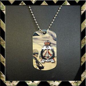 le corps royal de pionnier rpc plaque d 039 identit militaire collier arm e ebay. Black Bedroom Furniture Sets. Home Design Ideas