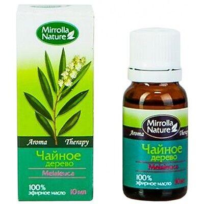 100% naturreines ätherisches Teebaum Öl Teebaumöl 10ml
