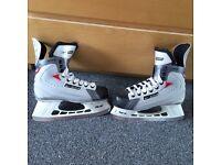 Nike Bauer ice skates UK 5