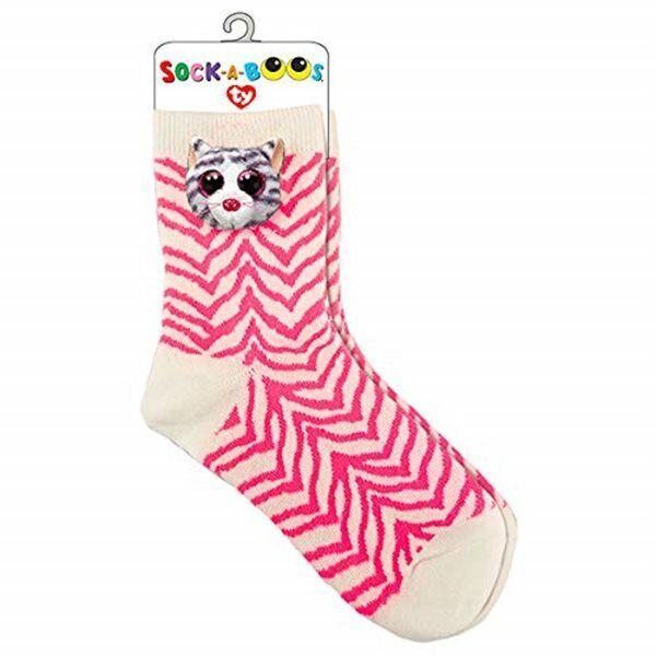 Kiki cat sock-a-boos