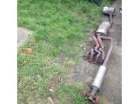 Ford Focus st 170 standard exhaust,£80,no offers