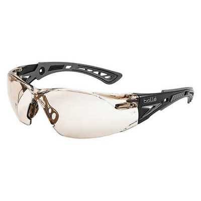 Bolle Safety 40209 Rush Safety Glasses Indooroutdoor Anti-fog