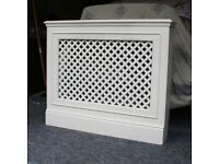 WOOD & HARDBOARD ATTRACTIVE RADIATOR COVER