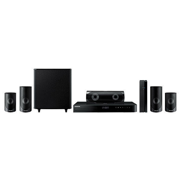 Samsung 5 Series 1000W 5.1-Ch. 3D / Smart Blu-ray Home Theater System Black HT-J5500/ZA