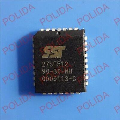 1pcs Programmable Flash Ic Plcc-32 Sst27sf512-90-3c-nh 27sf512-90-3c-nh 27sf512