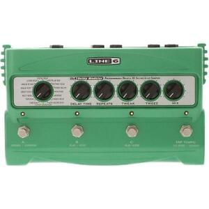 Lines 6 delay pedal