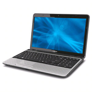 Toshiba Satellite Core i3 6GB 750GB Notebook works perfectly in