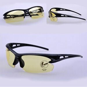 New-Night-Vision-Unisex-Outdoor-Sports-Cycling-Sunglasses-Riding-Glasses-7TA29