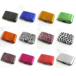 Credit-Card-Business-Card-Holder-Case-with-Interior-Pockets-Aluminum-Wallet