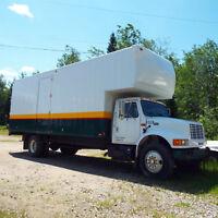 Moving Van/big truck